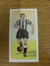 1953 Chix Bubble Gum Card: Series 1 - Newcastle United - Frank Brennan (No 15).