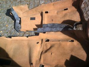 Maserati 4200 Teppichboden original Spyder braun gebraucht Teppich