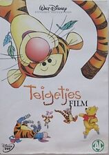 TEIGETJES FILM - DISNEY - DVD