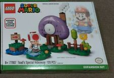 New Lego 77907, Toad's Special Hideaway Super Mario Expansion, Limited Edition