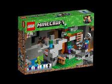LEGO Minecraft Zombiehöhle (21141)