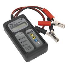 Sealey Digital Battery & Alternator Tester 6-12V Battery 6, 12, 24V Alternator