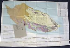Usgs San Nicolas Island Geology Impressive Huge Map with Full Report California