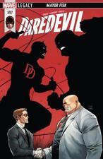 Daredevil (2017 6th Series) #597, Charles Soule, Marvel