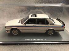 BMW  M535I * E12 * PKW * weiss * 1:43 Neo 43470