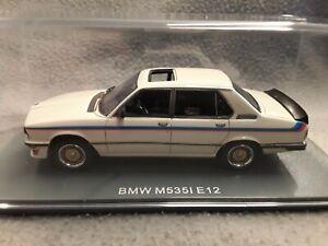 BMW M535I E12 Camión Blanco 1:43 Neo 43470