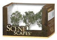 """3"""" to 4"""" MAPLE TREES BACHMANN SCENE SCAPES Miniature Diorama Model Multi-Scale"""