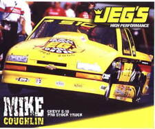 2000 Mike Coughlin Jeg's Chevy S-10 Pro Stock Truck NHRA postcard