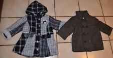 2 manteau veste fille 2 ans, 24 mois, comme neufs, Catimini et Miracle of Love