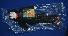 """Jigsaw SAW Billy 9"""" Plush Doll Figure NEW Sealed With Tags 2004 NECA HORROR"""