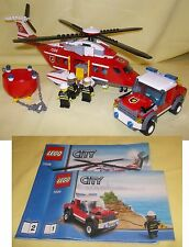 LEGO CITY FIRE HELICOPTER 7206 (1)