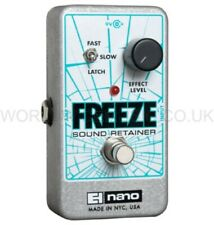 EHX Electro Harmonix FREEZE Sound Retainer Guitar Effects Pedal