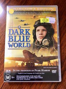 Dark Blue World DVD - Region 4 - Very Good Condition!