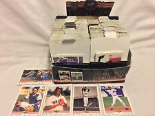 456 Cards ~ 1992 Classic Best Minor League Baseball Cards  Very Nice Condition!