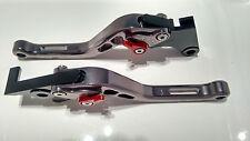 Honda CBR 400 NC29 Adjustable Levers & Tinted Screen