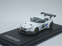 BMW Z4 GT3 #1 M Power Alessandro Zanardi Test Car 1/64 Speed GT