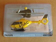 Elicottero Helicopter ITALERI Eurocopter EC 135 ADAC DE scala 1:100  [MV212-9]