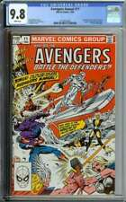 AVENGERS ANNUAL #11 CGC 9.8 WHITE PAGES // DEFENDERS APPEARANCE 1982
