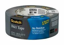 """New listing Scotch P2425 Residue Duct Tape Waterproofing No Residue, 1.88 """" x 25 Yard."""