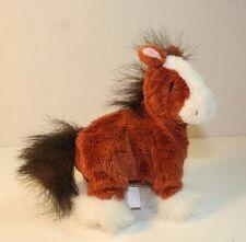 """Hasbro FurReal Tierchen und Freunde 2012 Snuggimals """"Whisper Moon"""" Walking Pony"""