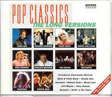 POP CLASSICS LONG VERSIONS 2 CD Duncan Browne Jeff Wayne Genesis Golden Earring