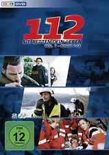 2 DVDs * 112 - SIE RETTEN DEIN LEBEN ~ VOL. 1 # NEU OVP §
