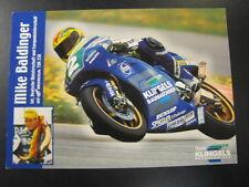 Team Klingels Baumaschinen Honda TSR250 IDM / EM 1999 #2 Mike Baldinger (D)