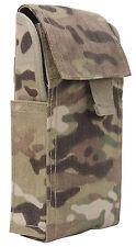 Shotgun Shell Ammo Pouch - Multicam Camo - 1000 Denier Nylon - Rothco 40227