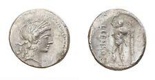 MARCIA (82 av. J.C.) Lucius Marcius Censorinus, denier