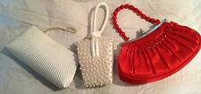(3) Women Evening Purses Too Cute! Add to Collection