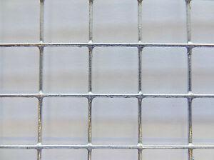 Schweißgitter, Vogelschutzgitter, Volierendraht, Zaun,W 16 mm,21,10 Euro/lfdm