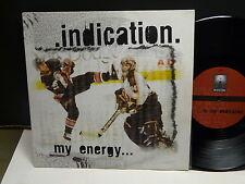 """INDICATION My energy AOV05 25 cms / 10"""" Hardcore"""