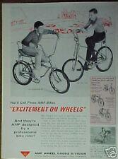1965 AMF Renegade / 24+20 Bicycles/Bike Trade Ad