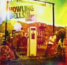 HOWLING BELLS - THE LOUDEST ENGINE  CD NEW