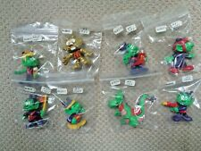 McDonald's 1983 Bully Astroniks Complete Set