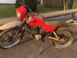 Yamaha DT80mx 1981