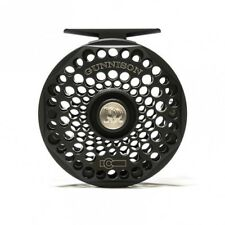 NEW 2018 ROSS GUNNISON 5/6 FLY REEL IN MATTE BLACK MADE IN USA - IN STOCK!