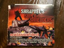 Shrapnel's Super Shredders-Neoclassica-2009, CD new sealed various guitarist