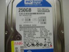 WD Caviar Blue 250gb WD2500AAJB-00J3A0 2061-701596-A00 14P