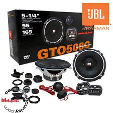 """JBL GTO508c - 13cm 5.25"""" AUTO componente DIFFUSORI 165 Watt Altoparlanti 2 VIE"""