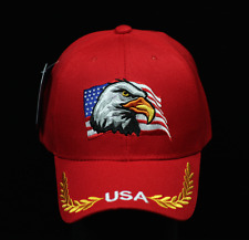 Plain Baseball Cap Cowboy USA Eagle Caps Camouflage Army Hats Rooster Hat