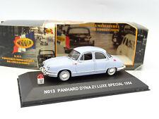 Nostalgie 1/43 - Panhard Dyna Z1 Luxe Special 1954