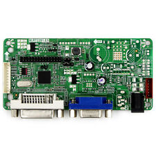 DVI VGA LCD Controller Board single board work for lost of LCD panel