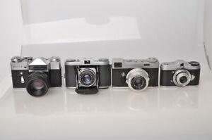 Belmira Kleinbild Meyer-Optik Trioplan 2,9/50mm, Beltica, Taxona, Zenit-E