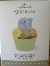 Hallmark - 2016 - Keepsake Cupcakes - Nest Sweet Nest - 10th in Monthly Series