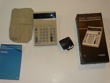 Vintage Texas Instruments Desktop Calculator - Model Ti-5100 Ii (Tested)