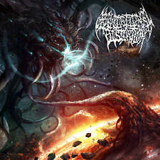 GRAVITATIONAL DISTORTION(Canada)‎–The Void Between Worlds (Brutal Death) CD 2015