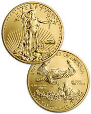 Random Date 1/4 Troy Oz Gold American Eagle $10 Coin SKU26122