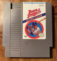 Bases Loaded II 2: Second Season - Classic Nintendo NES Game Authentic