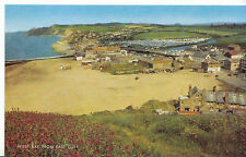 Dorset Postcard - West Bay from East Cliff    MB165
